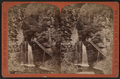 Eagle Fall from Eagle Cliff, Havana Glen, by Gates, G. F. (George F.).png
