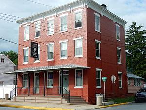 Bernville, Pennsylvania - Eagle Hotel