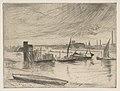 Early Morning, Battersea (Battersea Dawn) (Cadogan Pier) MET DP815446.jpg