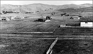 Richmond Heights, Richmond, California - Richmond Heights in 1912.