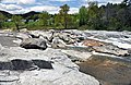 East Branch of the Au Sable River (Jay Dome, Adirondack Mountains, New York State, USA) 2 (20098877321).jpg
