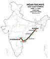 East Coast Express (India) Route map.jpg