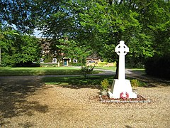 East Grafton, The War Memorial - geograph.org.uk - 1404855.jpg
