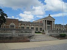 East High School Poplar Ave Memphis TN 004.jpg
