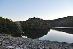 East Lynn Lake - View from Dam.jpg