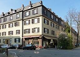 Eckhardtstraße in Darmstadt