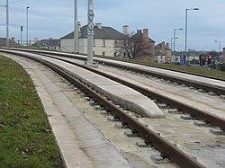 Edinburgh tramway, looking east (geograph 3765521).jpg