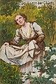 Eduard von Gebhardt Junge Frau im Garten.jpg
