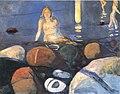 Edvard Munch - Mermaid on the Shore.jpg