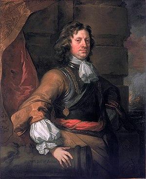 Earl of Sandwich - Edward Montagu, 1st Earl