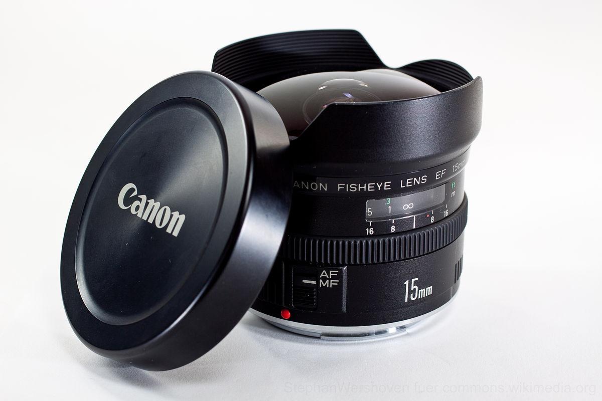 Canon Ef 15mm Lens Wikipedia