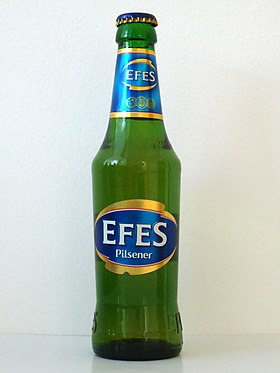 illustration de Efes Pilsen