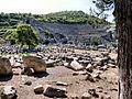 Efeso - Il teatro.JPG