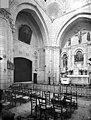 Eglise Saint-Hilaire-de-la-Celle ; Chapelle des Carmélites - Vue intérieure de la croisée - Poitiers - Médiathèque de l'architecture et du patrimoine - APMH00021733.jpg