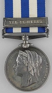 campaign medal