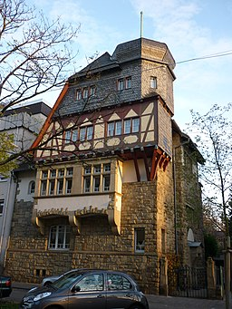 Eisenlohrstraße in Karlsruhe