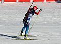 Ekaterina Yurlova at Biathlon WC 2015 Nové Město.jpg