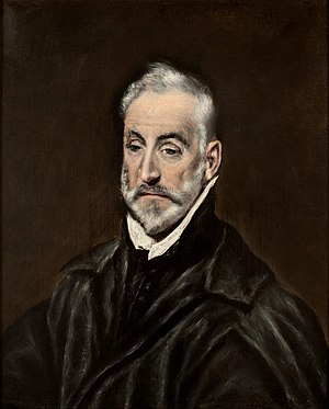 El Greco - Portrait of Antonio de Covarrubias - Google Art Project.jpg