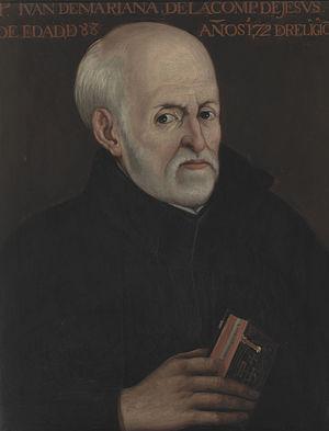 Juan de Mariana - Juan de Mariana. (Museo del Prado).