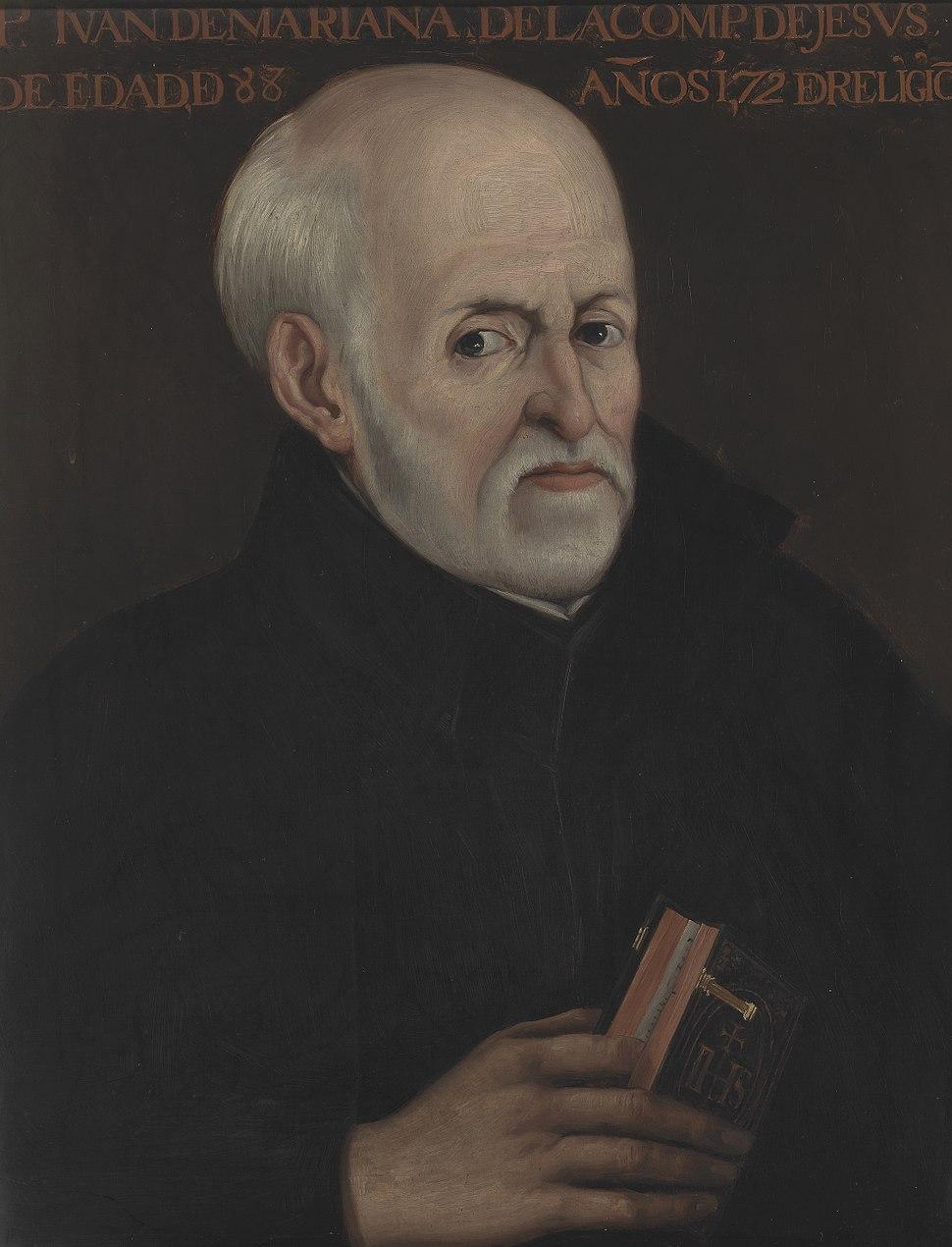 El padre Juan de Mariana (Museo del Prado)