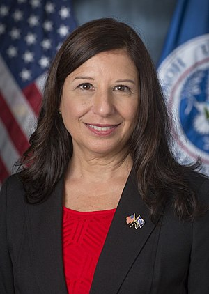 United States Secretary of Homeland Security - Image: Elaine Duke official photo
