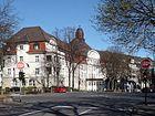 Elisabeth Hospital on Moltkestrasse