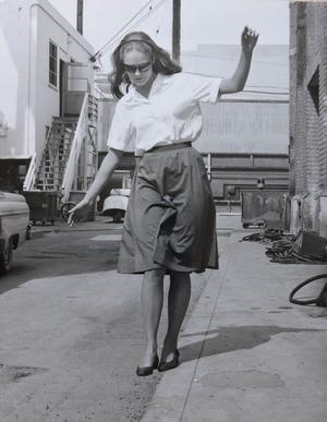 Elizabeth Hartman - Hartman in 1965