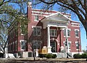 Ellis County, Oklahoma courthouse from NW 2.JPG