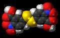 Ellman's reagent 3D spacefill.png
