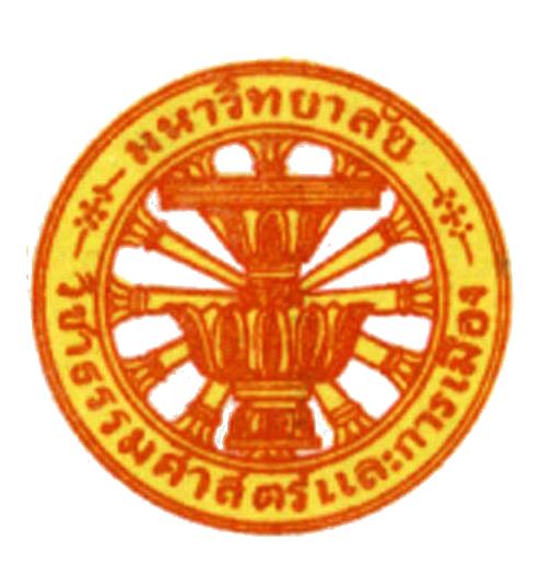 Emblem of UMPS (later Thammasat University)