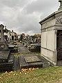 Emplacement Chapelle Funéraire Famille Barthélemy Tissaire Cimetière Fontenay Bois 1.jpg