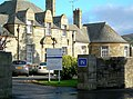Entering The Davidson Hospital - geograph.org.uk - 1591223.jpg