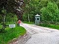 Entrance to Birkhall - geograph.org.uk - 870182.jpg