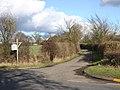 Entrance to Little Hill Farm - geograph.org.uk - 1719160.jpg