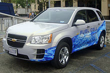 Chevrolet Equinox - Wikipedia