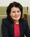Erdenechimeg Luvsa Senate of Poland 2016.JPG