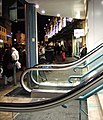 Escalators and stairs, Fleet Walk - geograph.org.uk - 625105.jpg