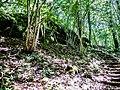 Escaliers ouest, d'accès au plateau de Grammont. (2).jpg