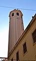 Església de la Mare de Déu de Gràcia d'Alacant, campanar.JPG