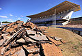 Estádio Nacional de Brasília during ceremony to launch renovation 2010-07-27 1.jpg