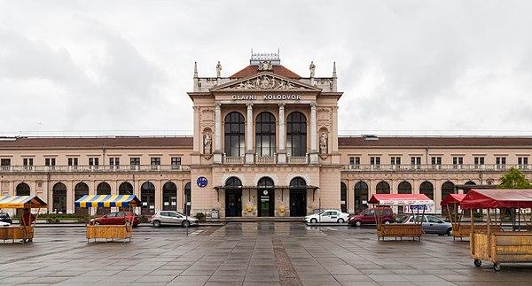 Zagreb Glavni Kolodvor Wikiwand