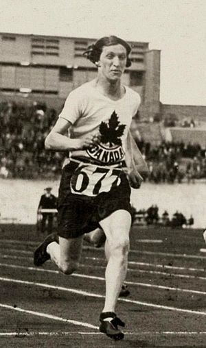 Bobbie Rosenfeld - Fanny Rosenfeld at the 1928 Olympics