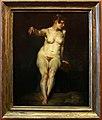 Eugène delacroix, nudo seduto (mademoiselle rose), 1860 ca.jpg