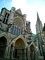 Eure-Et-Loir Chartres Cathedrale Portail Nord 03032016 - panoramio.jpg