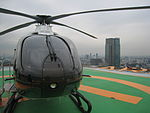 Eurocopter EC 135 Hermès front.JPG