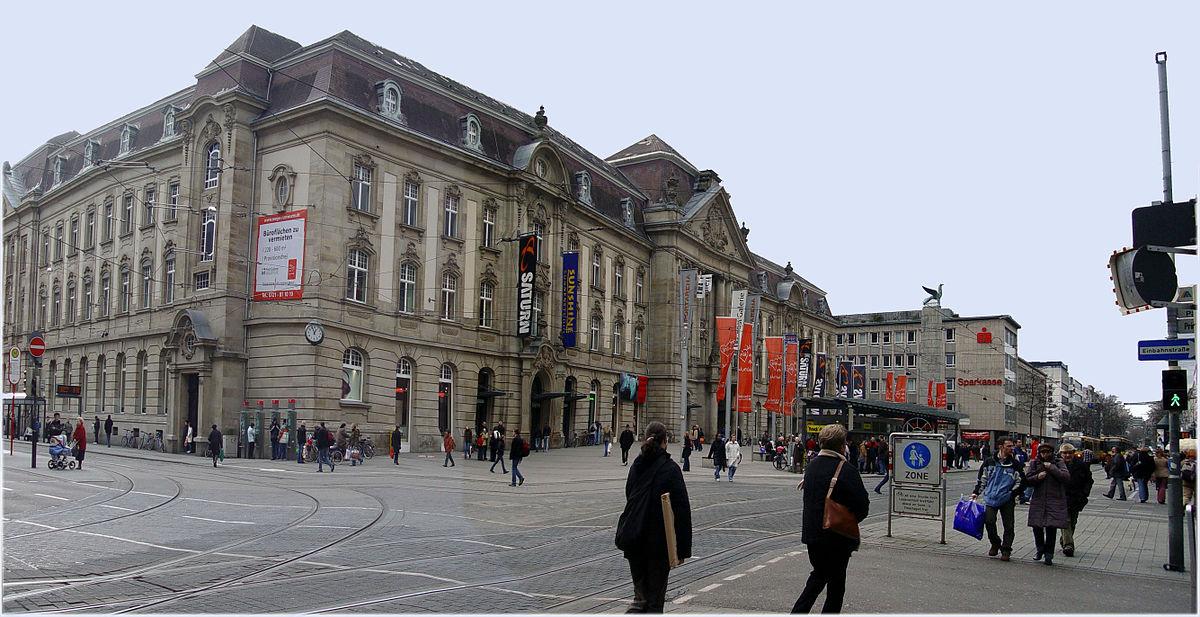 Europaplatz Karlsruhe Wikipedia