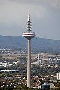 Europaturm Ginnheimer Spargel