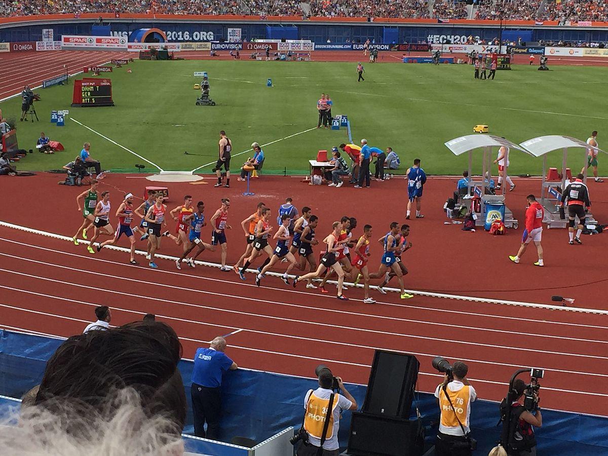 2016 European Athletics Championships Men S 5000 Metres