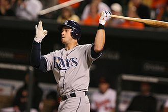 History of the Tampa Bay Rays - Evan Longoria in 2009