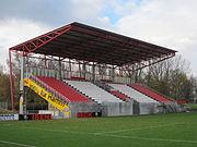 Evora Arena Haupttribüne